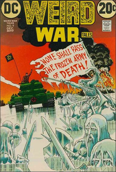 Weird War Tales (1971) 9-A by DC