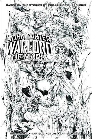 John Carter: Warlord of Mars (2014) 13-F
