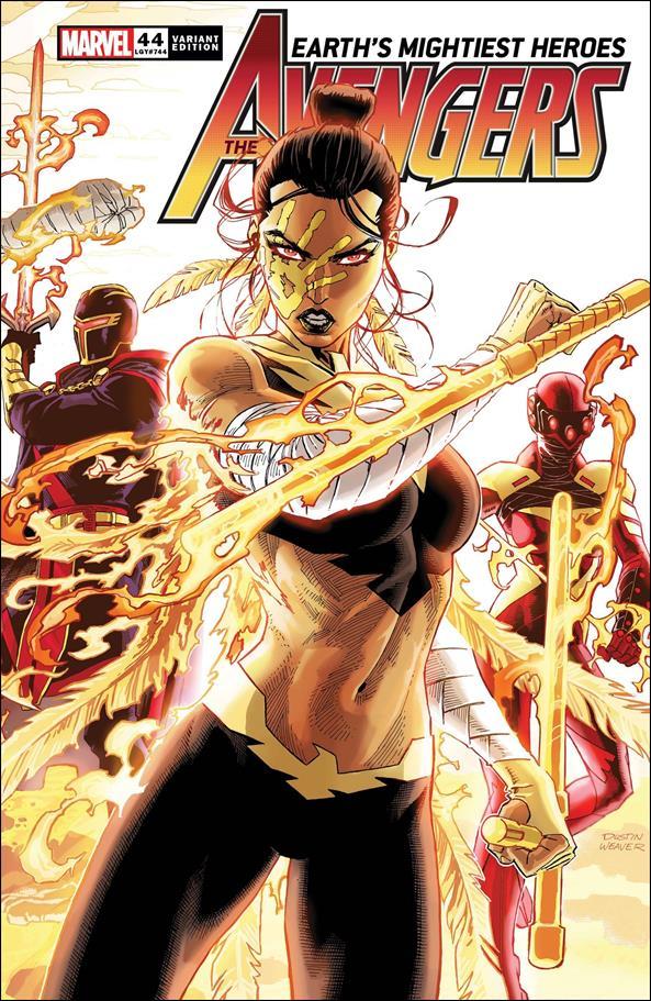 Avengers (2018/07) 44-B by Marvel