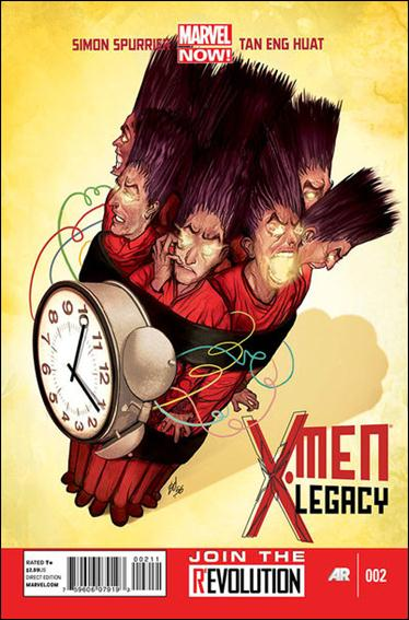 X-Men Legacy (2013) 2-A by Marvel