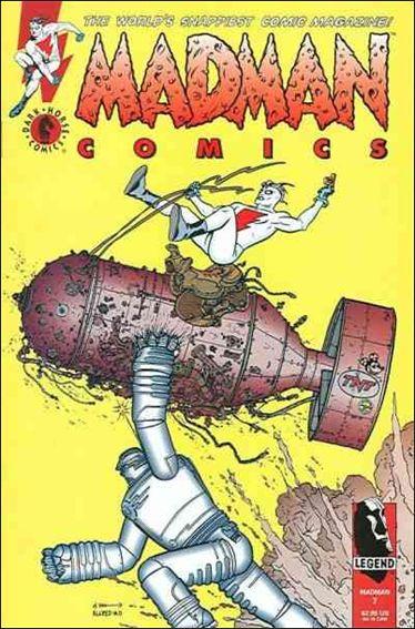 Madman Comics 7-A by Dark Horse