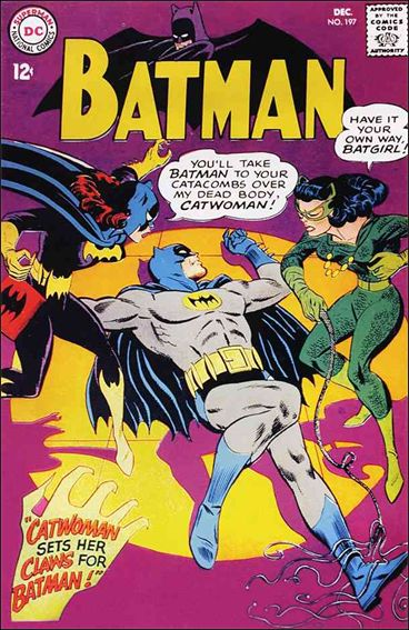 Batman (1940) 197-A by DC