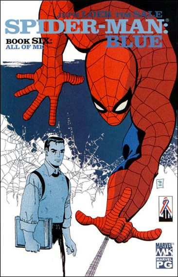 Spider-Man: Blue 6-A by Marvel