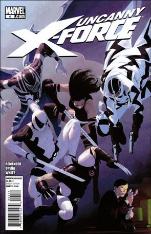 Uncanny X-Force (2010) 4-A