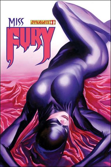 Miss Fury (2013) 1-E by Dynamite Entertainment
