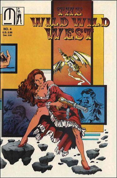 Wild, Wild West 4-A by Millennium
