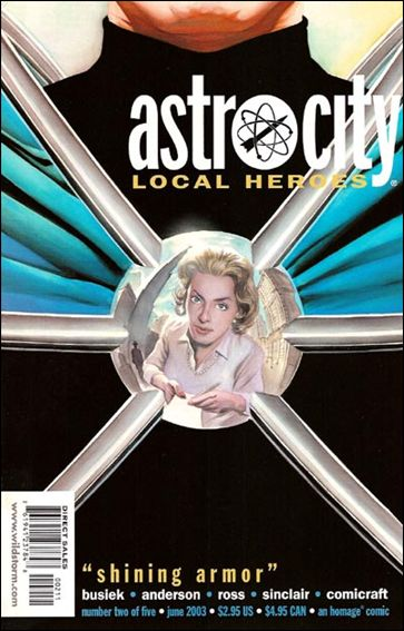 Astro City: Local Heroes 2-A by Homage Comics