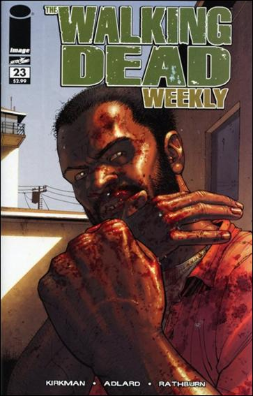 Walking Dead Weekly 23-A by Image
