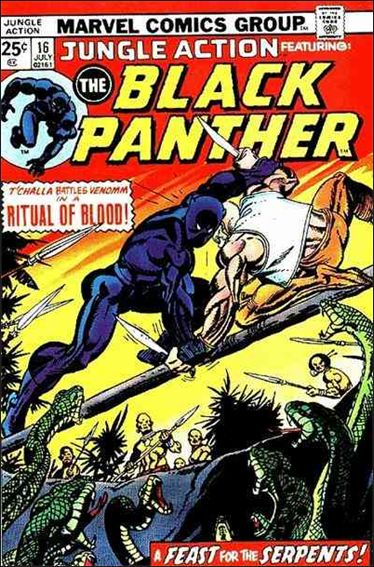 Jungle Action (1972) 16-A by Marvel