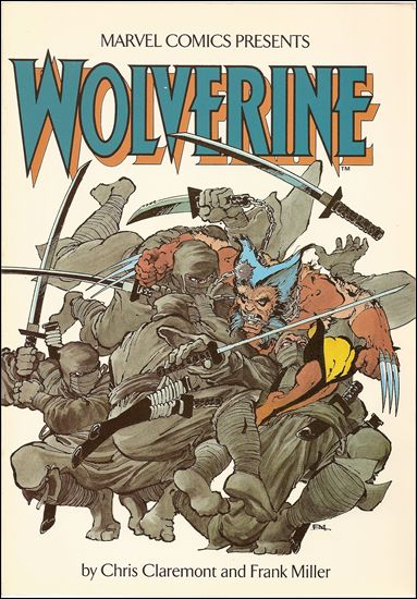Wolverine (1987) 1-E by Marvel