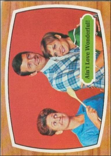 Brady Bunch (Base Set) 27-A by Topps