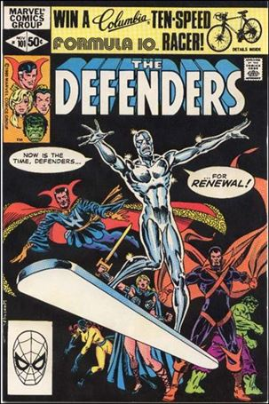 Defenders (1972) 101-A
