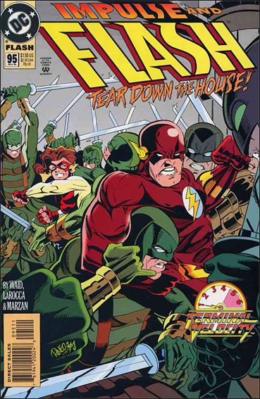 Flash (1987) 95-A by DC