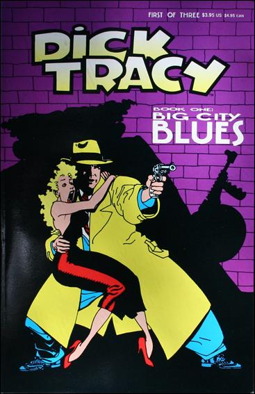 Dick Tracy (1990) 1-B by Disney