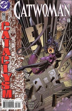 Catwoman (1993) 56-A