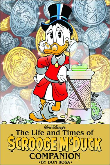 Walt Disney's The Life and Times of Scrooge McDuck Companion by Don Rosa nn-A by Boom! Kids