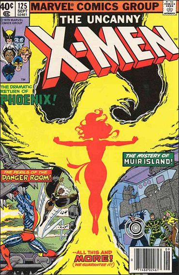 X-Men (1963) 125-A by Marvel