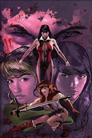 Red Sonja and Vampirella Meet Betty and Veronica 1-O