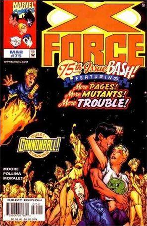 X-Force (1991) 75-A