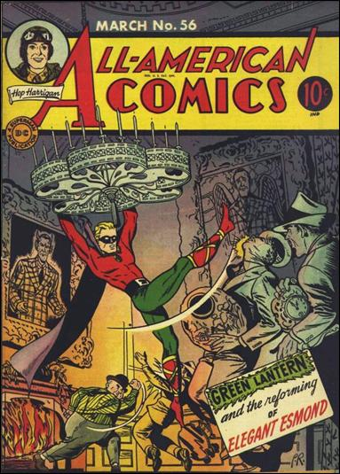 All-American Comics (1939) 56-A by DC
