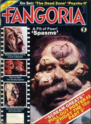 Fangoria 28-A