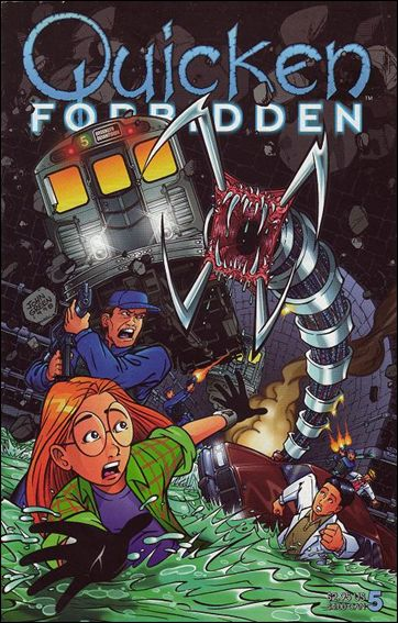 Quicken Forbidden 5-A by Cryptic Press