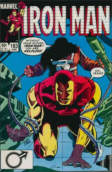 Iron Man (1968) 183-A by Marvel