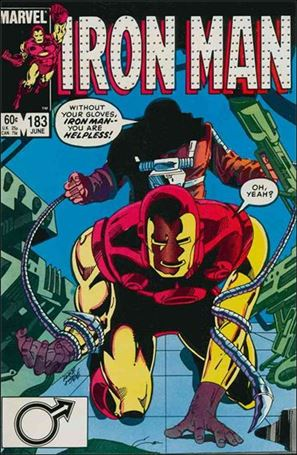Iron Man (1968) 183-A