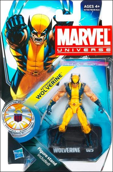 Marvel Universe (Series 3) Astonishing Wolverine by Hasbro