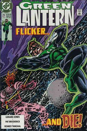 Green Lantern (1990) 21-A