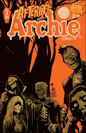 Afterlife with Archie 5-A