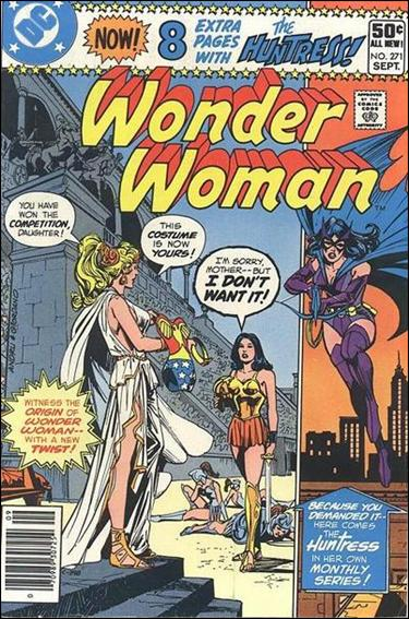 Wonder Woman (1942) 271-A by DC