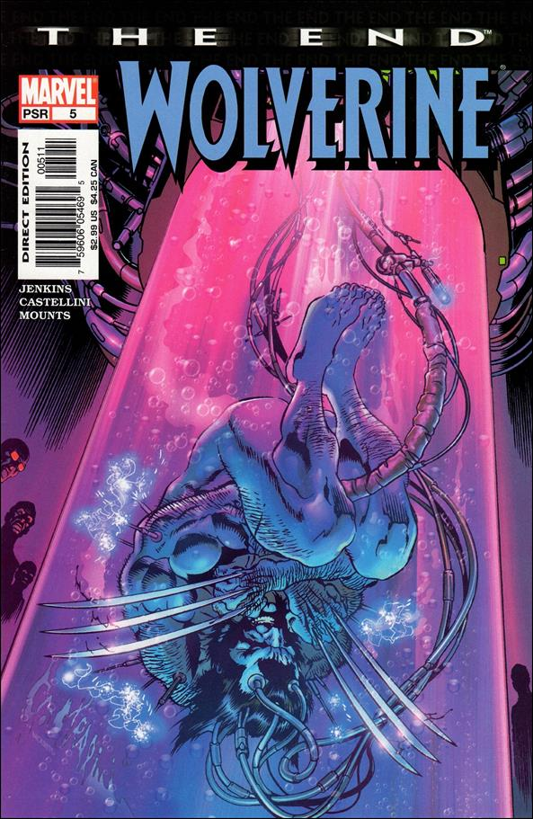 Wolverine: The End 5-A by Marvel