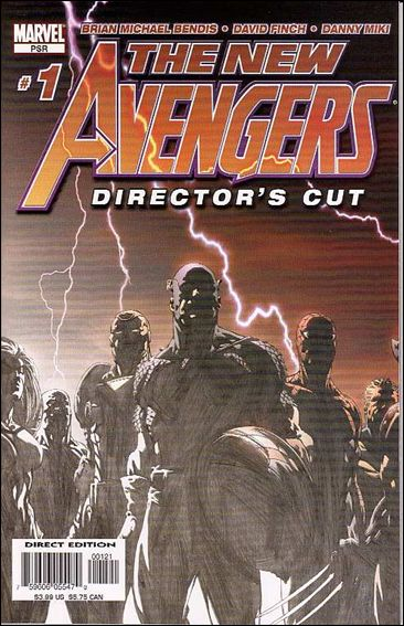 New Avengers (2005) 1-B by Marvel