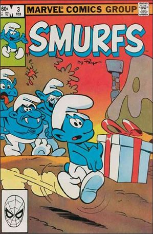 Smurfs (1982) 3-A