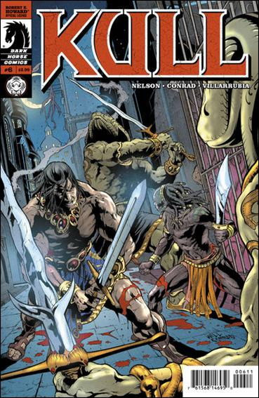 Kull 6-A by Dark Horse