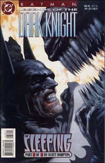 Batman: Legends of the Dark Knight 78-A by DC