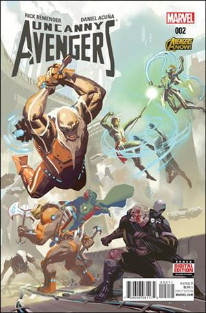 Uncanny Avengers (2015) 2-A