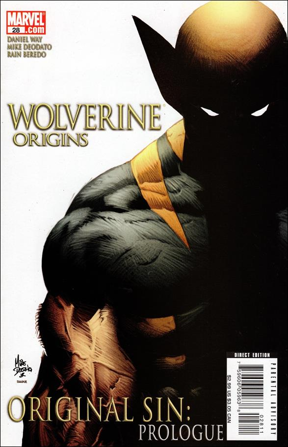Wolverine: Origins 28-A by Marvel