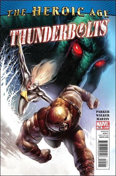 Thunderbolts (1997) 145-A by Marvel