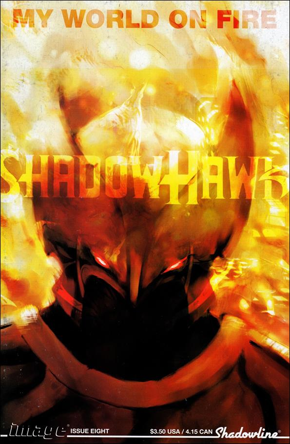 ShadowHawk (2005) 8-A by Image