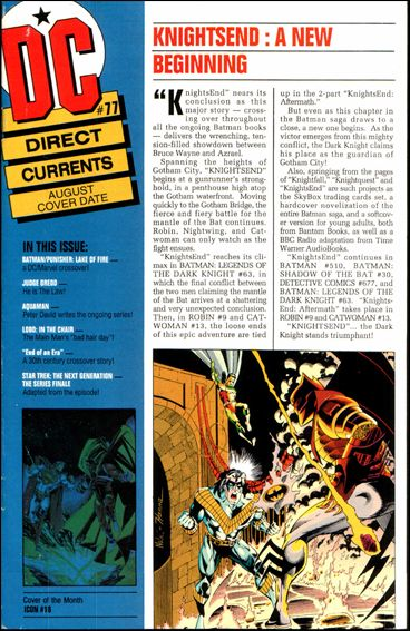 Direct Currents (1988) 77-A by DC