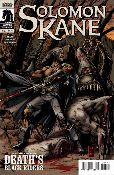 Solomon Kane: Death's Black Riders 4-A by Dark Horse
