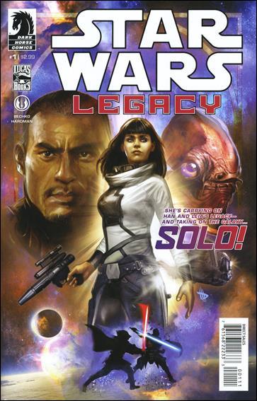 Star Wars: Legacy (2013) 1-A by Dark Horse