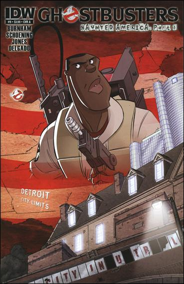Ghostbusters (2011) 9-A by IDW