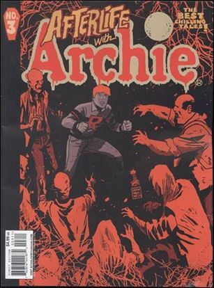 Afterlife with Archie Magazine 3-A