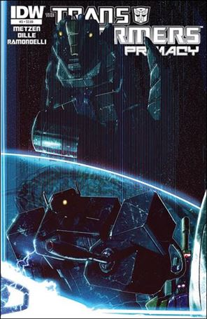 Transformers: Primacy 3-A