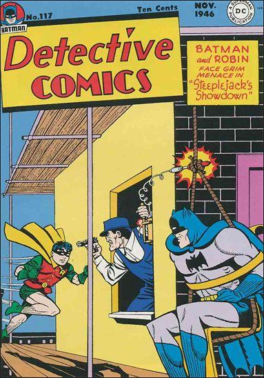 Detective Comics (1937) 117-A by DC