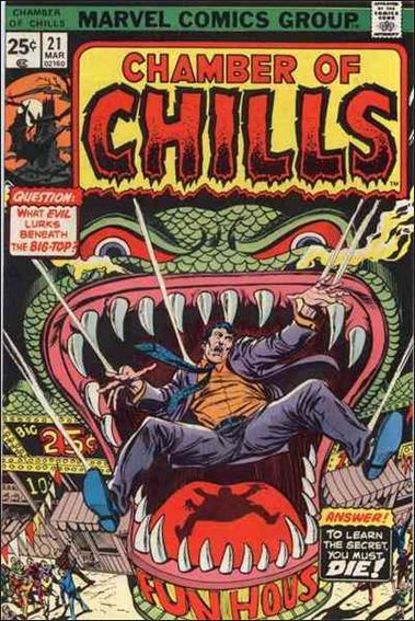 Chamber of Chills (1972) 21-A by Marvel