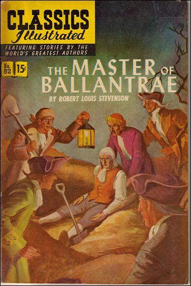Classic Comics/Classics Illustrated 82-B by Gilberton